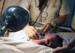 В Ивано-Франковской области женщина родила ребенка на улице