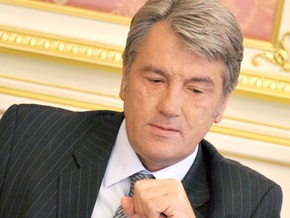 Ющенко: Результаты расследования дела Гонгадзе повлияют на президентскую кампанию