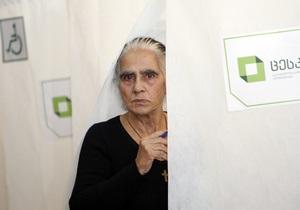 Российские наблюдатели заявили о нарушениях на выборах в Грузии