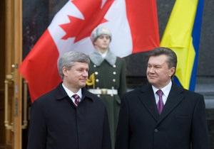 The Globe and Mail: Премьер за то, чтобы вести с Украиной переговоры о торговле, невзирая на жесткие действия Киева