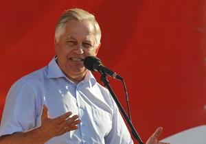 СБУ просят возбудить дело против Симоненко за разжигание национальной вражды