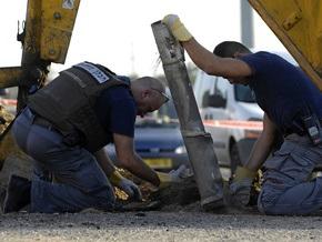 Со склада в секторе Газа пропали семь тонн боеприпасов