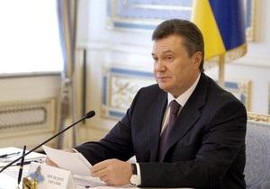 Янукович заявил, что принимает решение КС по коалиции