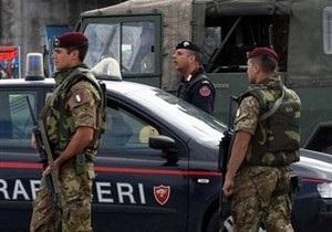 В Италии провели аресты последователей Красных бригад