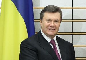 Янукович одобрил ратификацию соглашения с РФ о достройке энергоблоков ХАЭС