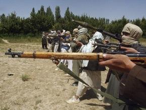 В субботнем бою между афганскими талибами и силами коалиции погибли более 100 боевиков