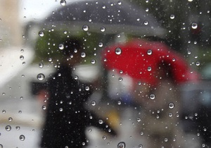 погода в Украине - В начале недели в Украине прогнозируют небольшое похолодание и дожди