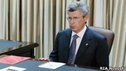 В России уволен губернатор области, где ЕР набрала меньше 30%
