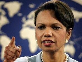 Райс: США готовы к чернокожему президенту