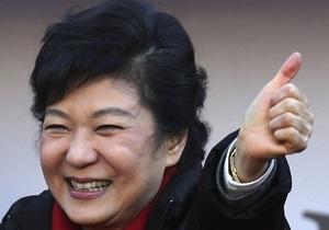 На выборах в Южной Корее лидирует женщина-кандидат