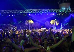 Милиция выявила 16 фактов оборота наркотиков на фестивале КаZaнтип