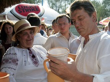 Ющенко завтра посетит Сорочинскую ярмарку