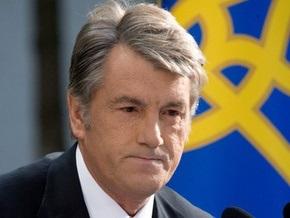 А/H1N1 в Украине: Ющенко обратился за помощью к Испании