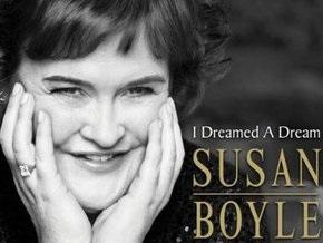Дебютный альбом Сюзан Бойл бьет рекорды по темпам продаж