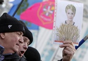Регионал считает, что адвокаты Тимошенко пытаются доказать, что она святее Матери Терезы