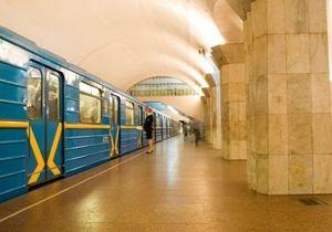 Завтра киевское метро из-за футбола будет работать дольше