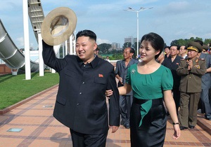 КНДР опровергла сообщение о визите Ким Чен Уна в Тегеран