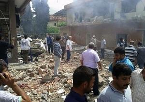 Новости Турции - новости Рейханлы - взрыв в Турции - Глава МИД Турции: Взрывы - дело рук радикальных марксистов