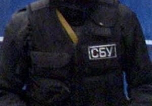 СБУ провела обыск в помещении Киевского центра занятости