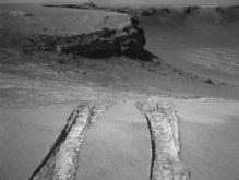 Марсоход Opportunity выбрался из кратера Виктория