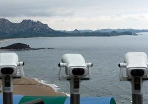 Пхеньян уведомил Южную Корею о спуске воды с плотины на границе