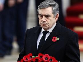 Мать погибшего в Афганистане солдата получила от британского премьера письмо с ошибками