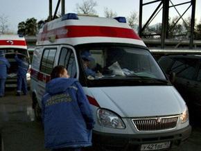 Ученики московской школы попали в больницу с ожогами роговицы глаза