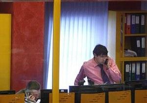 Украинские фондовые биржи закрылись слабым ростом на фоне негатива из США