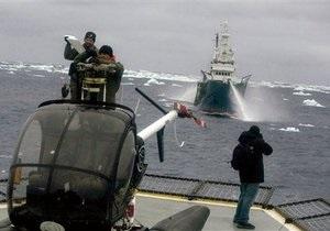 Австралия пригрозила Японии судом за китобойный промысел