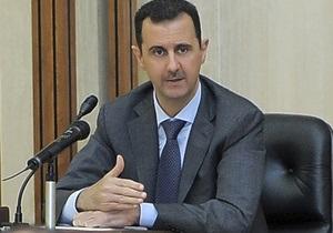 Башар Асад вновь заявил, что не намерен бежать из Сирии