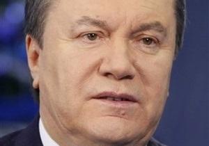 Янукович: Отношения с Россией будут приоритетными для Украины