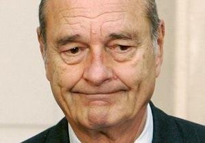 Судебный процесс над Шираком будет продолжаться без его участия
