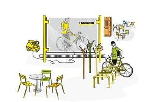 новости Львова - веломойка - велосипед - велосипедисты - Во Львове появится бесплатная мойка для велосипедов