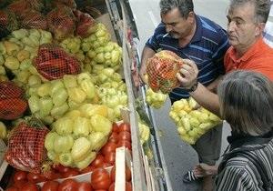 В Минагропроде рассказали, почему 50% овощей не попадают к конечному потребителю