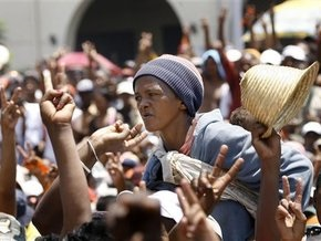 В беспорядках на Мадагаскаре погибли 30 человек