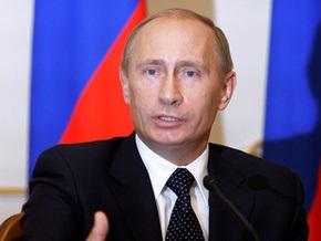 Путин: Ющенко блокирует оплату газа Украиной