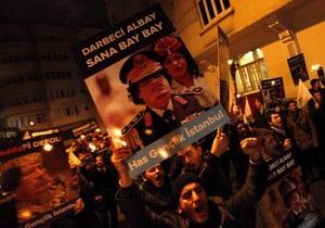 МВД Ливии призывает армию присоединиться к восставшему народу