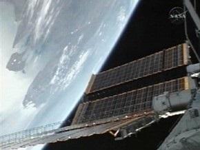 МКС уклонилась от обломка китайского спутника