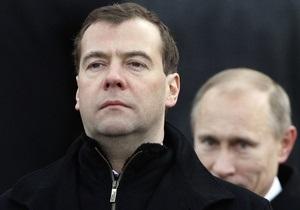 Завтра члены фракций ЕР и ЛДПР единогласно утвердят Медведева премьером