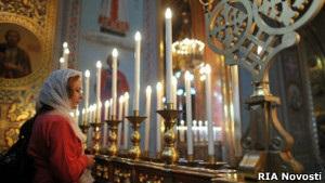В московском храме разрешили насилие против  кощунников