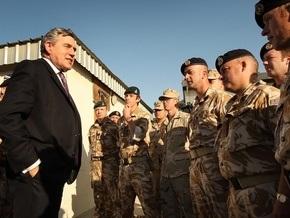Британских военных временно перебросили из Ирака в Кувейт