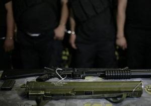 В Мексике для борьбы с преступностью начали менять оружие на компьютеры и велосипеды