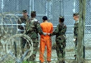 США отправили трех узников Гуантанамо в Грузию