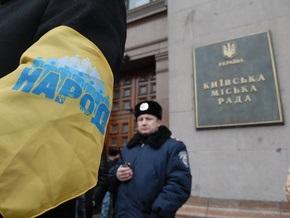 Рада открыла следствие по нарушениям Черновецкого