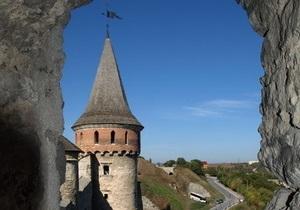 В Польше хотят построить копии украинских крепостей