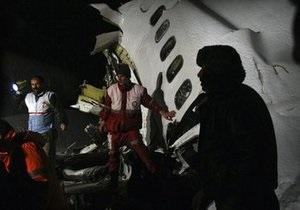 Авиакатастрофа в Иране: до взлетно-посадочной полосы самолет не долетел 15 км