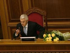 Большинство украинцев довольны избранием на пост спикера Литвина