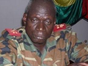 В штаб-квартире ВС Гвинеи-Бисау произошел взрыв: погиб начальник штаба, пять раненых