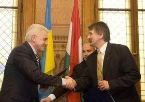 Украинские депутаты сыграют с венгерскими коллегами в футбол
