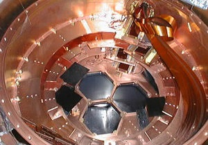 Новости науки - открытия в физике - коллайдер - темная материя: Американские физики получили доказательства существования частиц темной материи